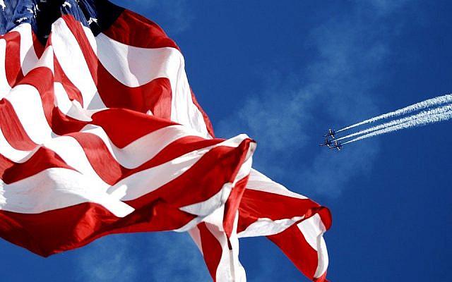 Drapeau américain - Libre utilisation - Pixabay