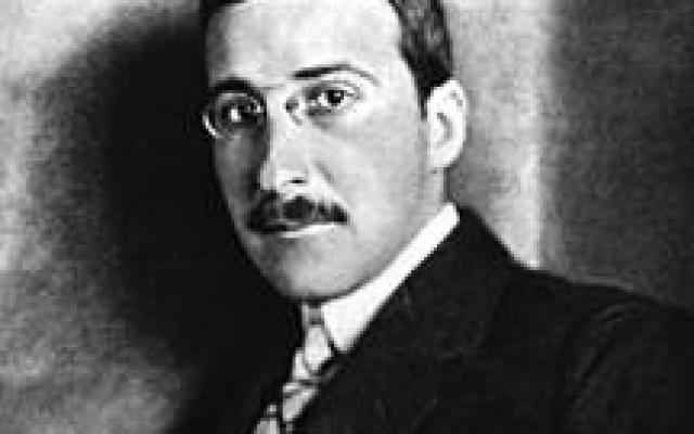 Stefan Zweig - Domaine public