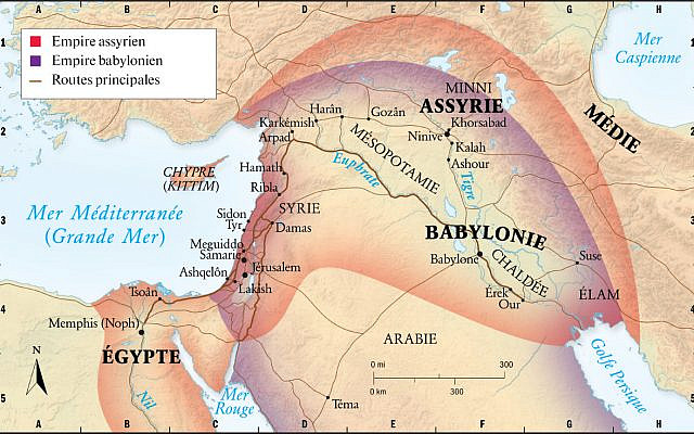 Empires Bablonien et Assyrien