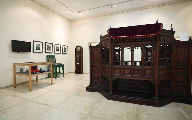 Photo du Musée du judaïsme marocain. © Zhor Rehihil