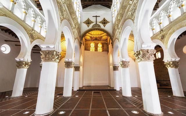 Synagogue de Santa Maria la Blanca