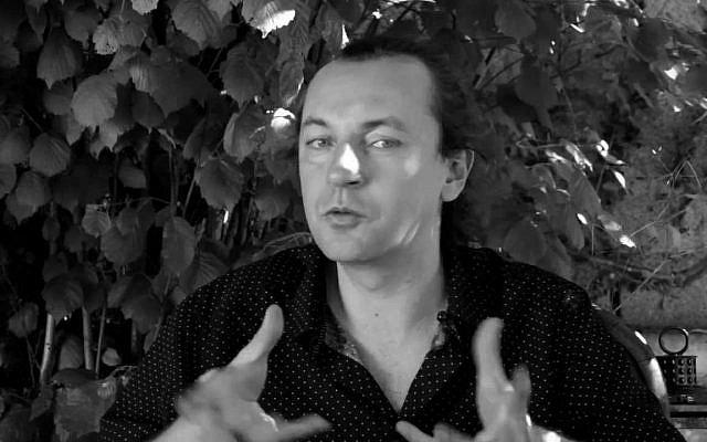 Capture d'écran - Mehdi Belhaj Kacem - Etre et sexuation