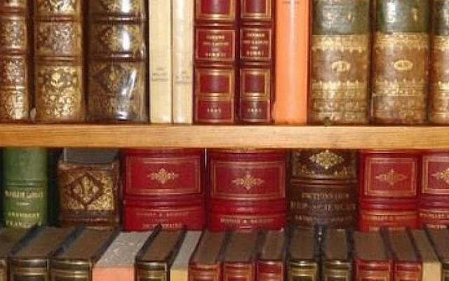 Livres anciens / Heurtelions via Wikimedia Commons
