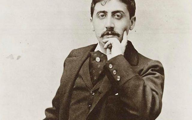 Marcel Proust par Otto Wegener (1849-1924). De la série de plusieurs poses en 1895. Collection privée