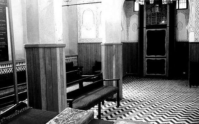 Slat Al Fassiyine, une histoire, une mémoire. Crédit : Houda Belabd