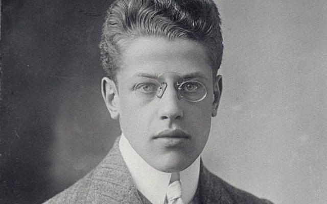 Franz Rosenzweig à Göttingen, 1905 - Institut Leo Baeck