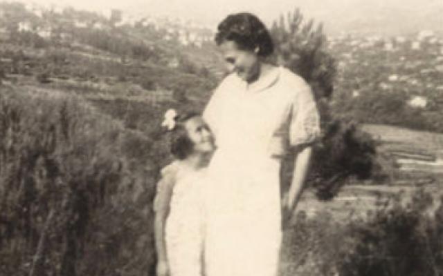 Couverture du livre écrit par Flora Hogman : Le Récit d'Erica, enfant cachée dans la France occupée