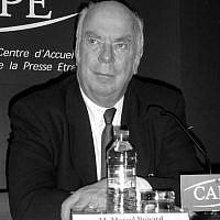 Marcel Boisard