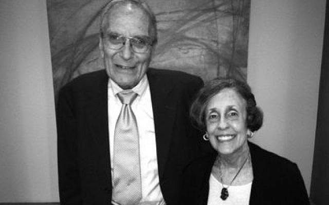 Ray and Helen Faye Rosenblum