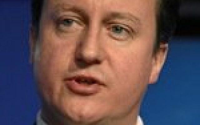 David Cameron (World Economic Forum photo)