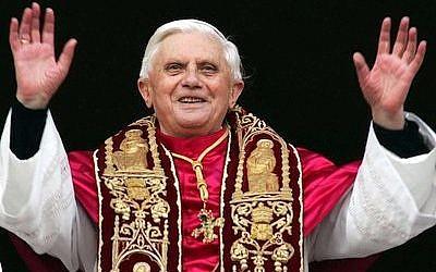 Pope Benedict XVI (AFP)