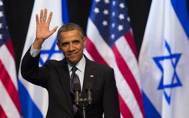 President Obama made his first trip to Israel as president in March.