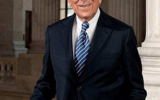 U.S. Sen. Frank Lautenberg