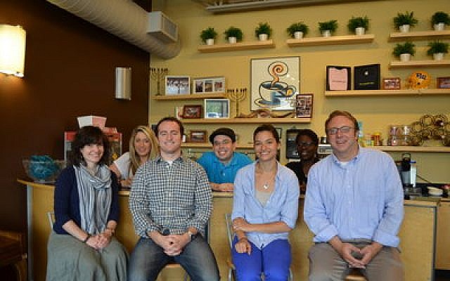 The expanded Hillel JUC staff
