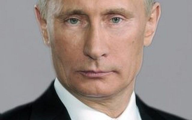 Russian President Vladimir Putin (Credit: Russian Presidential Press and Information Office)