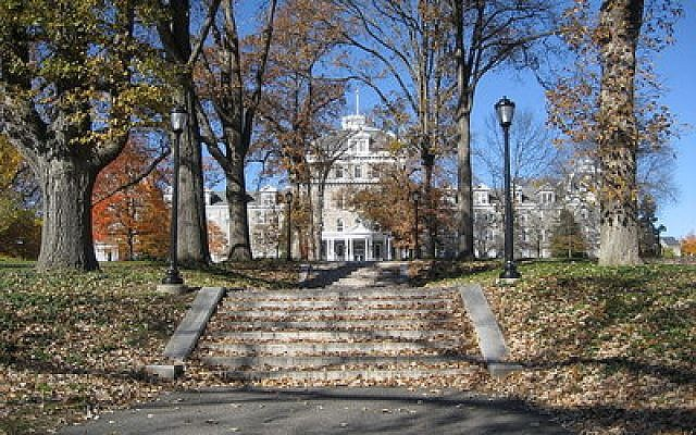(Swarthmore College. Credit: Wikimedia Commons)
