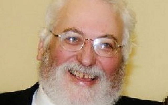Rabbi Chuck Diamond