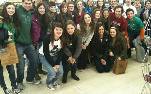 Reform teens gathered in Pittsburgh for weekend