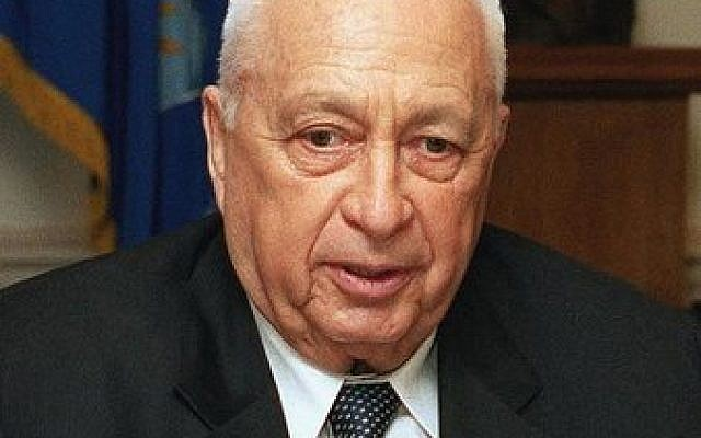 "Former Israeli Prime MInister Ariel Sharon, known as the ""Bulldozer,"" died at 85 after being in a coma since 2006. (Credit: Wikimedia Commons)"