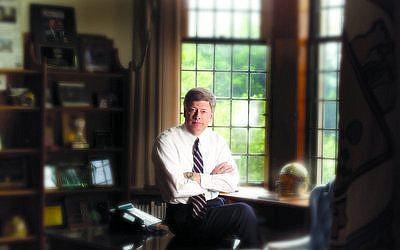 University of Pittsburgh Chancellor Mark Nordenberg is retiring in August. (University of Pittsburgh photo)