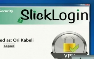 The Israeli start-up SlickLogin was purchased by Google. (Credit: YouTube)