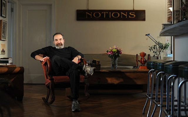 Mandy Patinkin (Jennifer Altman photo credit 2013)