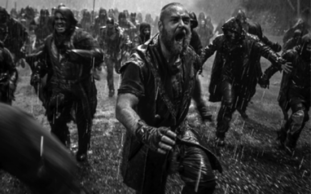 "Director Darren Aronofsky's ""Noah"" is a gritty story of the devastating consequences of evil and violence. (Photo courtesy of MMXIII Paramount Pictures Corporation and Frank's Pie Company LLC)"