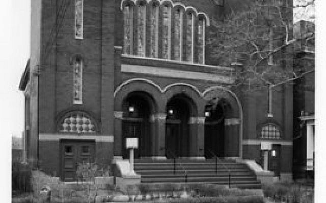 The Homestead Hebrew Congregation, founded in 1894, disbanded in 1992. In January, 1993, the Community of the Crucified One purchased the building.