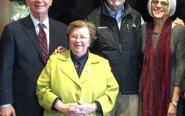 Photo provided by the Office of Senator Barbara Mikulski