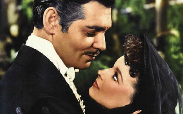 "Clark Gable and Vivien Leigh starred in ""Gone with the Wind,"" which was brought to thebig screen by producer David O. Selznick. (Photo provided by doctormacro.com)"