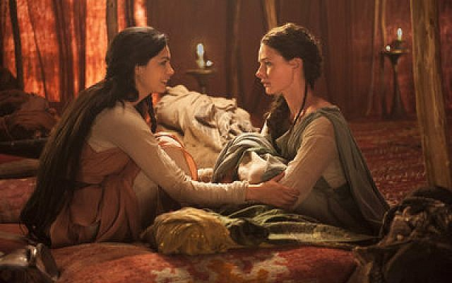 """The Red Tent"" is just one recent vehicle for Jewish women on screens large and small. (Photo provided)"
