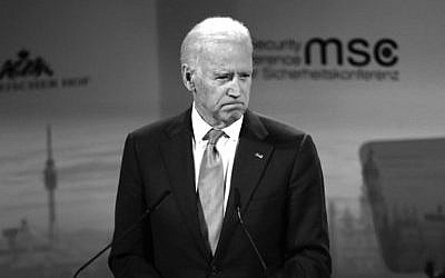 Vice President Joe Biden says he will not attend Prime Minister Benjamin Netanyahu's planned March 3 address to Congress. (Photo by Johannes Simon/Getty Images via JTA)