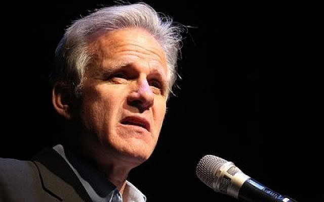 Michael Oren, former diplomat and noted historian, may be the only American-born member of the next Israeli parliament. (Photo by Gideon Markowicz/FLASH90)