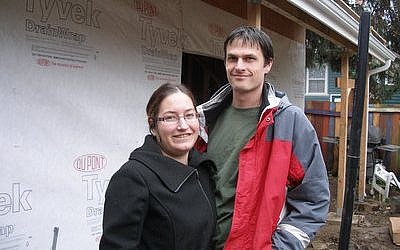 Tim and Sonia Marie Leikam are opening a community-supported kosher brewery in their Portland backyard.