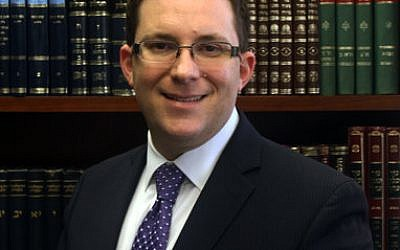 Rabbi Eric Grossman, who has been named to lead Ramaz, is currently head of school at Frankel Jewish Academy in West Bloomfield, Mich.