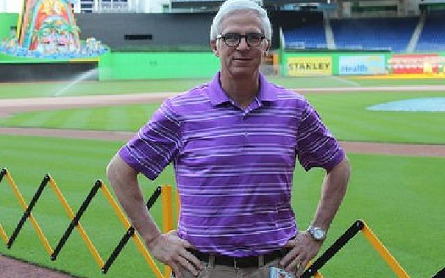 Joel Mael sees long-term success for the Marlins with their new money philosophy. (Photo by Hillel Kuttler)