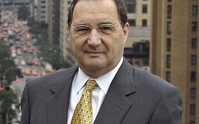 Abraham Foxman (Photo provided by JTA.org)