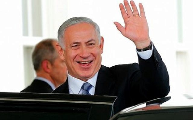 Israeli Prime Minister Benjamin Netanyahu (Photo by Win McNamee/Getty Images)