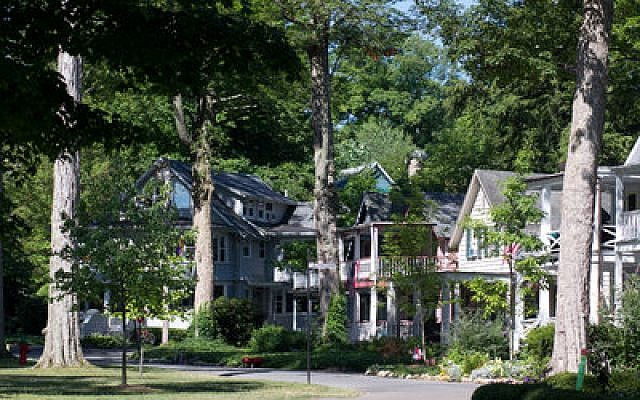 Chautauqua's peaceful, easy ways are a great part of its appeal. (Photo provided by Chautauqua Institution)
