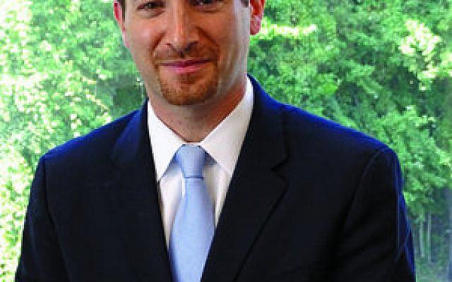 Joel Rubin (Photo by Geoffrey W. Melada)