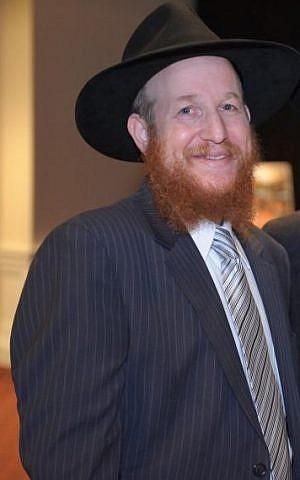 Rabbi Mendel Rosenblum (Photo provided)