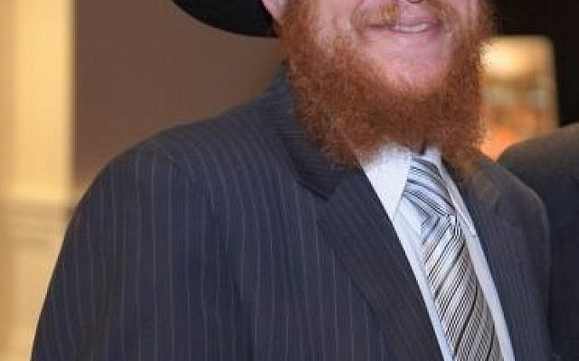 Rabbi Mendel Rosenblum (Photo provided)