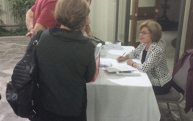 Through her books, Barbara Burstin brings Jewish history to life.  (Photo provided by Adam Reinherz)
