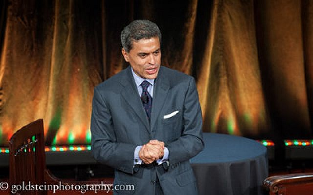 Fareed Zakaria (Photo by Goldstein Photography)