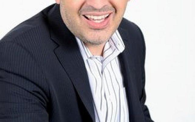 David Bernstein (Courtesy Jewish Council for Public Affairs)