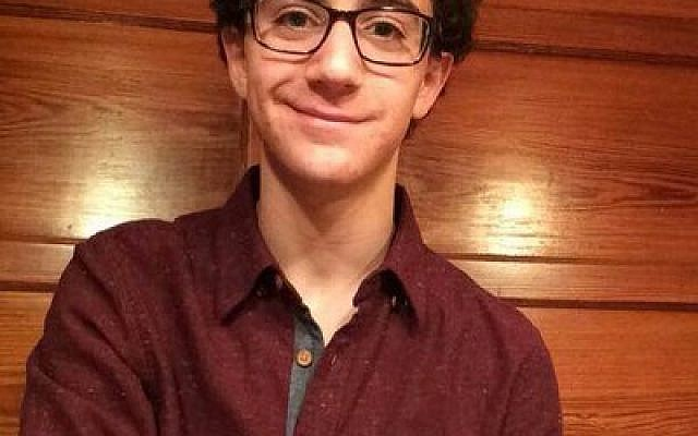 David Frisch, a senior at Pittsburgh Allderdice, is leading the effort to form a student board to participate in the search for a new superintendent. (Photo provided by David Frisch)