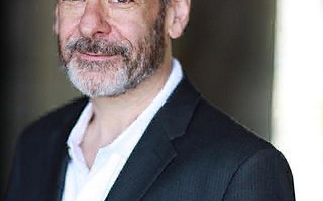 Mark Nelson, who plays Herr Schultz