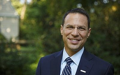 Jewish attorney general candidate Josh Shapiro has scored support from prominent Pittsburgh Democrats.  Photo provided