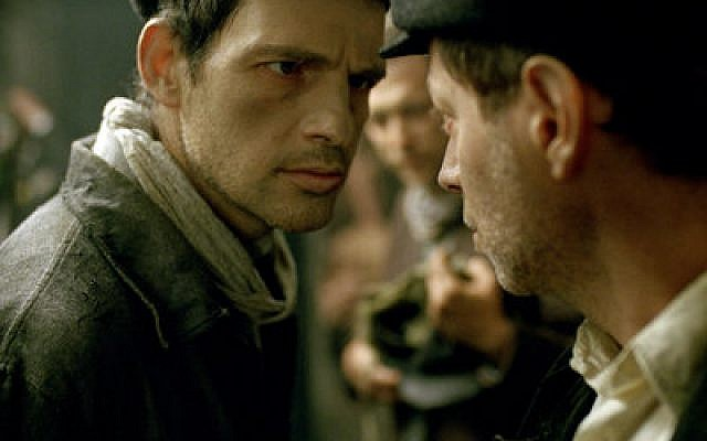 "Geza Rohrig as Saul in ""Son of Saul"" is an Oscar favorite.  Photo courtesy of Sony Pictures Classics"