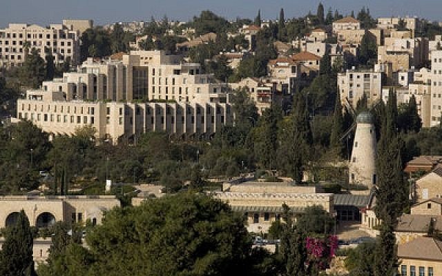 The popular Inbal Jerusalem Hotel expects relatively stable bookings due to repeat customers. Photo by Pinybal/Wikimedia Commons